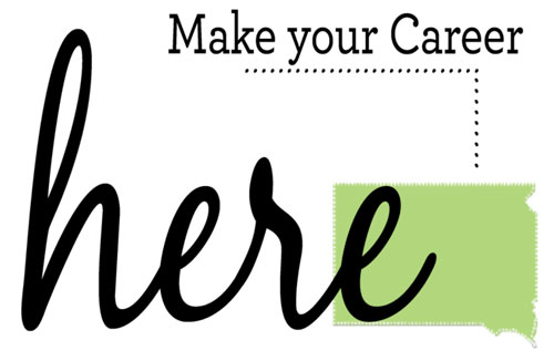 make your career here logo
