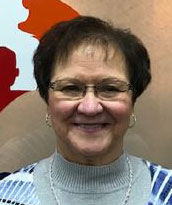 jump to spotlight for Judy Hoscheid